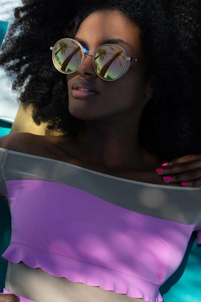 beauty photoshoot editorial